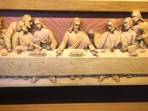 Last Supper, cropped